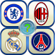 Club Football Logo Quiz by DevYoubel