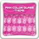 Pink Color Glass by Color Keyboards