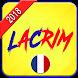 Lacrim musique 2018 by zinox1007