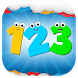 Learn 123, Numbers & Counting for Kids