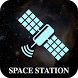Space station by Flower Apps