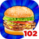 Cheeseburger: Food Chef Game by Kids Cooking Inc