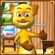 Talking Cat by Plaf Talking Games