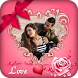 Love Photo Frame: Love Collage by Online India Service