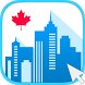 Canada Real Estate Apps by Gadget Software Development and Research LLC.
