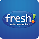 Fresh Healthy Vending Wallet by LevelUp Consulting