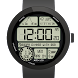 LCD Colors Watchface by Meron Apps