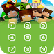 5 Cube Villager by Applock Theme