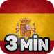 Learn Spanish in 3 Minutes by 3-MIN-SOFTWARE
