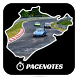 Nordschleife Pacenotes by Miroslav Grgic