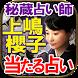 【秘蔵占い師】上嶋櫻子・当たる占い by Rensa co. ltd.