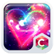 ROMANTIC HEART CLAUNCHER THEME by Best theme workshop