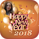 New Year Photo Frames 2018 by Dabster App Zone
