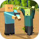 Blocky Zombie Survival by Big Chase Racing