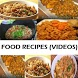 FOOD RECIPES (VIDEOS) by Anniez