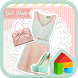 Girls dodol launcher theme by iConnect