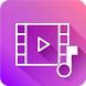 New Video Editor, Converter, Compressor with Music by C. Pak Apps