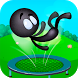 Stickman Trampline Flip Jumping Game by Pocket Sports Life