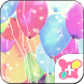 Cute Theme-Balloons- by +HOME by Ateam