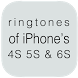 Ringtones Of iPhone 5s and 6s by MhamyAPPS