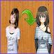 anime face avatar by samoapp