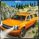 Offroad XC Suburban Car 2017 by Game Sim Studios