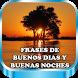 Frases de Buenos Dias Amor y bueas noches imagenes by Herbert Delgado Mercado