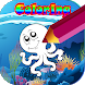 Kids Coloring Book Sea Animal by WeGoGame