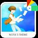 Send to Love Xperia Theme by Nota Dao