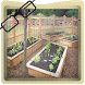 vegetable garden ideas by Pulu.inc