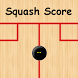 Squash Score by Jack Bodewes