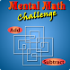 Add and Subtract Mental Math by Balabharathi.com