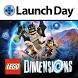 LaunchDay - Lego Dimensions by EGM Media, LLC