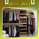 Bedroom Closet Organizer by Antropos