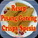 Resep Pisang Goreng Crispy Spesial by Bushracreative