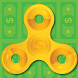 Lucky spinner: Fidget spinner millionaire