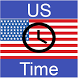 US TIME CLOCK = USA TIME ZONES by Creative Minds Apps LLC