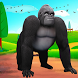 Gorilla Run by Fingerfeed