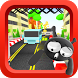 Stickman Subway Run : surf city by freefungames