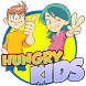 Hungry Kids by Kris'Art Creative Studio