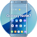 Theme for Galaxy Note7 by The Best Android Themes