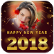 New Year Photo Frames 2018 by vcsapps