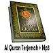 Al Quran Terjemahan + Audio by Detarp Creative