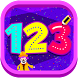 123 Learning Numbers by App Nanny - Your Kids Caretaker
