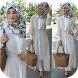 Hijab Fashion Style Ideas by tokoitaki