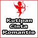 Kata2 Cinta Yang Romantis