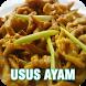 Aneka Resep Usus Ayam by Muslim Ramadan