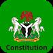 Nigerian Constitution 1999 by Yasiga ICTHub