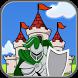 Defend Castle by AdjaTea