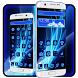 Neon Blue Tech by Hot Launcher